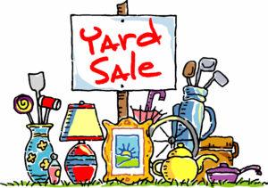 Cover photo for Master Gardener Volunteers Fall Yard Sale