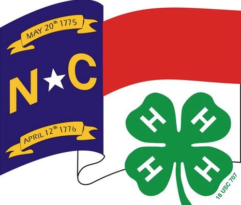 NC 4-H logo image