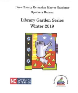 Cover photo for Would you like to learn more about gardening? Check out the Library Garden Series!