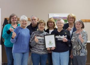 Cover photo for Master Gardener Volunteers of Dare County Win International Award