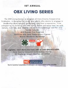 Cover photo for OBX Living Series