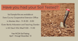 Cover photo for When Was the Last Time You Had Your Soil Tested?