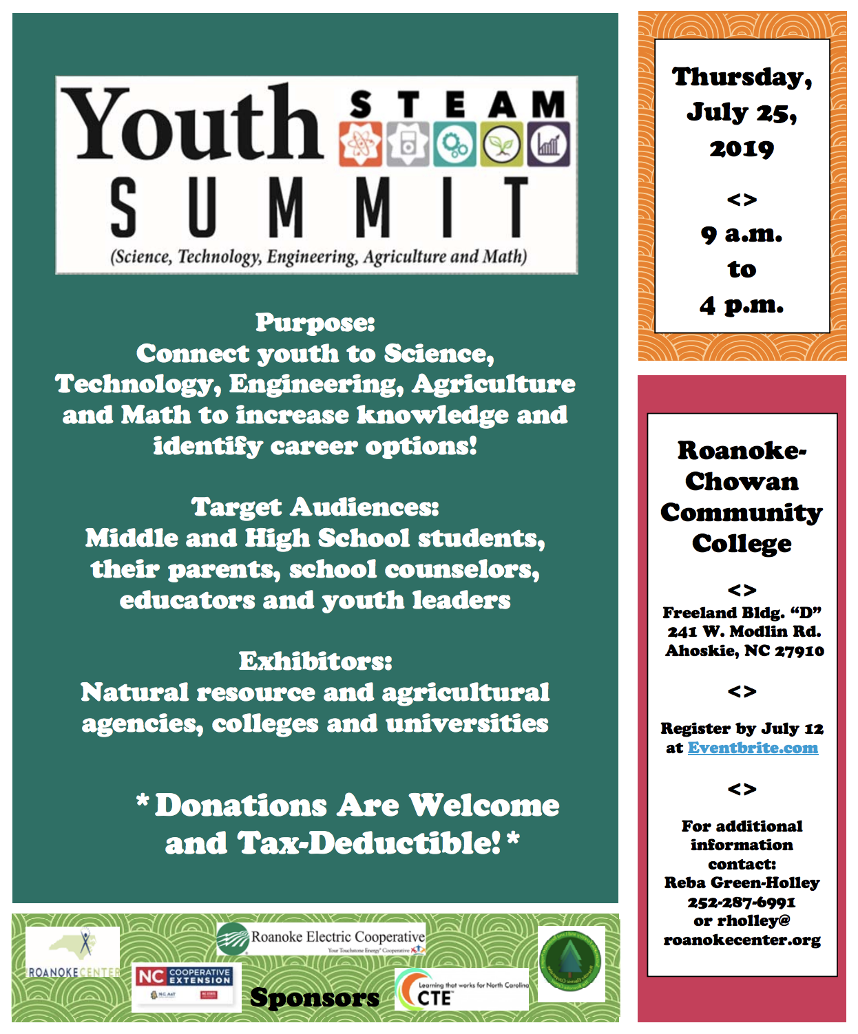 Summit flyer image