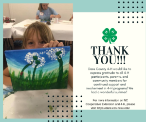 Cover photo for Dare County 4-H