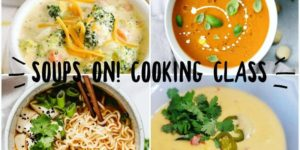 Cover photo for OBX Living Series Soup Time