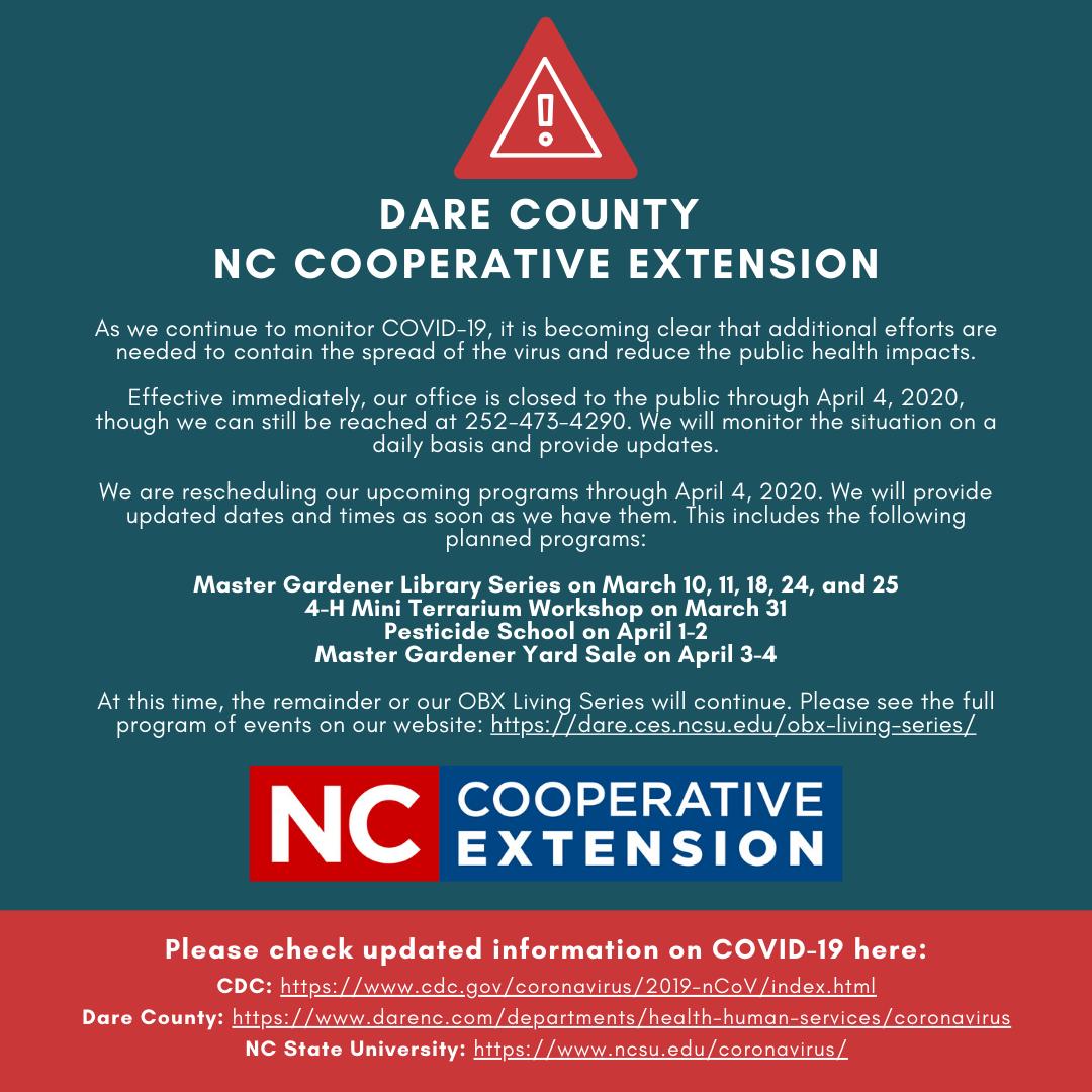 North Carolina Cooperative Extension