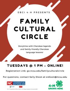 Family Cultural Circle Image