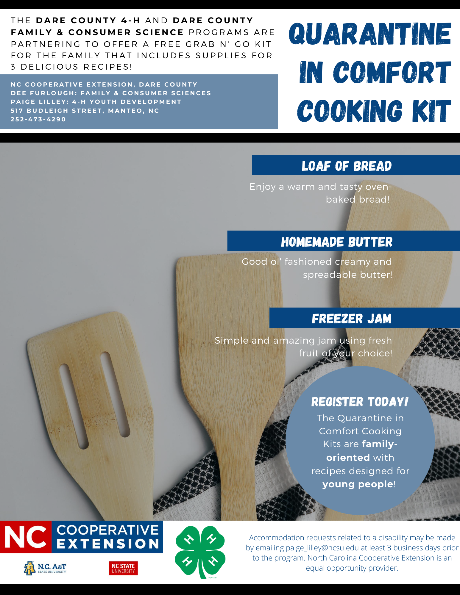 Comfort Cooking Kit