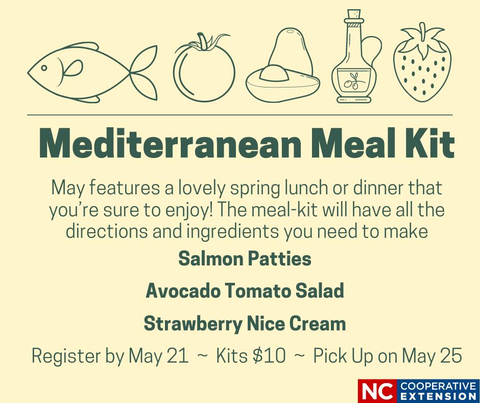 Meal Kit flyer image