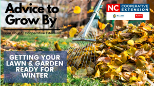 Cover photo for Getting Your Lawn & Garden Ready for Winter
