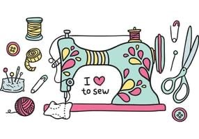 Cover photo for Beginner Sewing Classes